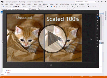 Windows 8 Using XAML, Part 11: String and Image Resources Trailer