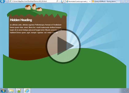 jQuery, Part 5: Debugging and Graphics Trailer