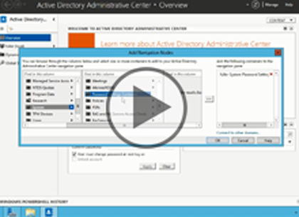 Windows Server 2012 Admin, Part 1: User and Service Accounts Trailer