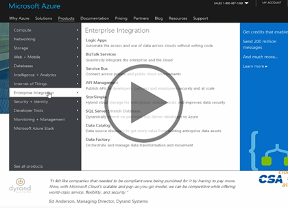 Microsoft Azure 2017, Part 1: Introduction to Azure