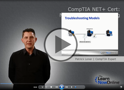 CompTIA NET+ Cert, Part 12: Network Troubleshooting Trailer