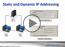 CompTIA NET+ Cert, Part 05: TCP/IP Services Trailer