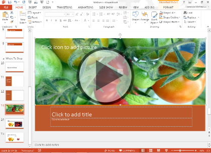 Microsoft PowerPoint 2013, Part 3: Working with Objects