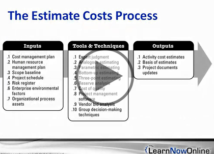 Project Management, Part 4: Costs and Management