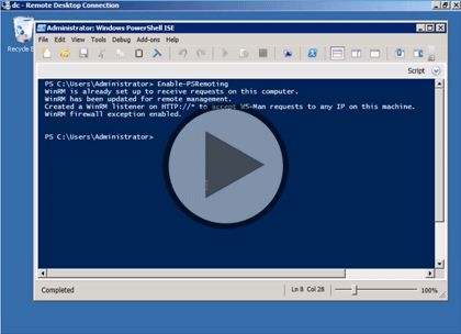 PowerShell 3.0, Part 3: Providers, Items, Remote Scripting Trailer