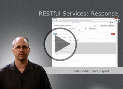 RESTful Services, Part 3: Response, Form, and Exceptions Trailer