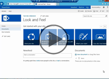 SharePoint 2013 Developer, Part 09: Look and Feel Trailer