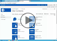 SharePoint 2013 Developer, Part 10: Master Page