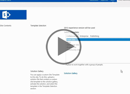 SharePoint 2013 Administrator, Part 1: Installing Trailer