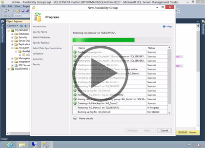 SQL 2012 Admin, Part 5: Disaster Recovery and Backups Trailer