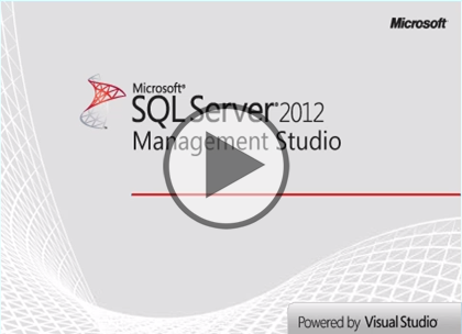 SQL Server 2012, Part 1: A Tour of SQL Server Trailer