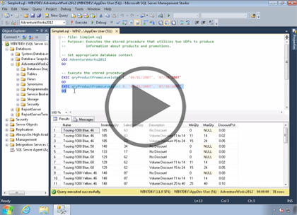 SQL 2014 Developer, Part 12: Coding Techniques
