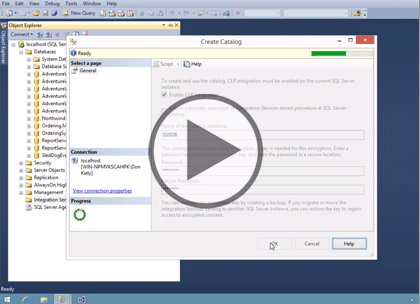 SSIS 2014, Part 10: Managing Packages Trailer