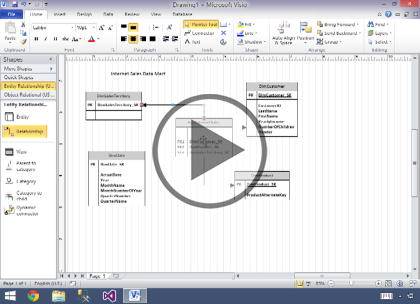 SSAS 2012, Part 01: Basics and Tools Trailer