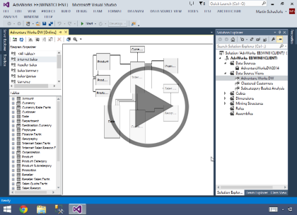 SSAS 2012, Part 02: Using SQL Server Data Tools