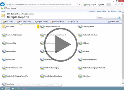 SSRS 2014, Part 09: Managing Reporting Services Trailer