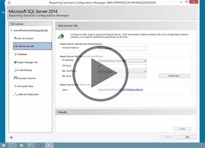 SSRS 2014, Part 10: Reporting Services Security