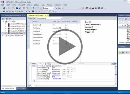 Exploring SQL Server 2016, Part 1: First Look Trailer
