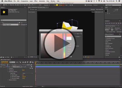 After Effects CC InDepth, Part 3: Working Layers Trailer