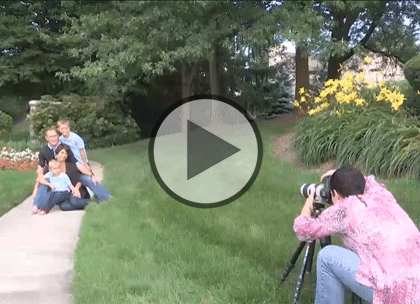 Family Photography, Part 3: Children & Background Trailer