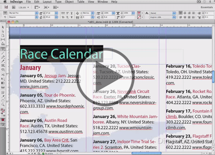 InDesign CS6 Tips Trailer