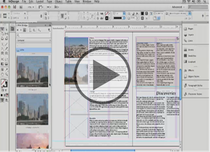 InDesign CS6, Part 05: Graphics