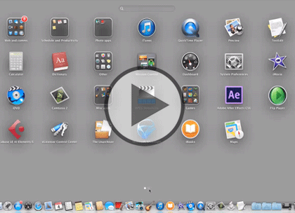Mac OS X Mavericks, Part 3: Utilities Trailer