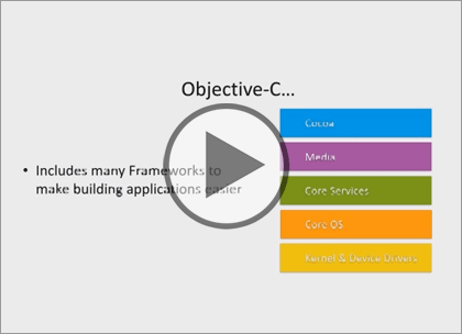Objective-C for Designers, Part 1: First Program Trailer