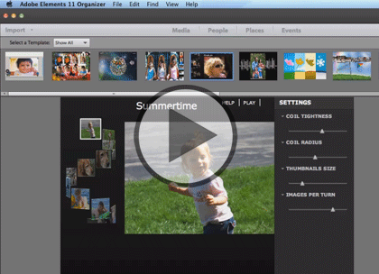 Photoshop Elements 11, Part 2:Editing & Adjustment Trailer