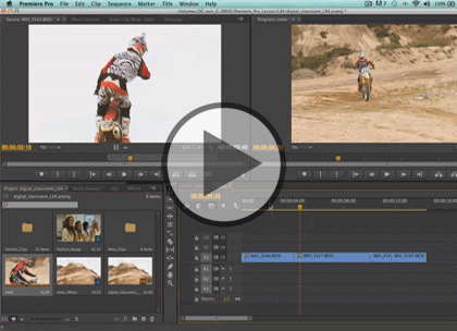 Premiere Pro CC In Depth, Part 1: Panel & Timeline Trailer