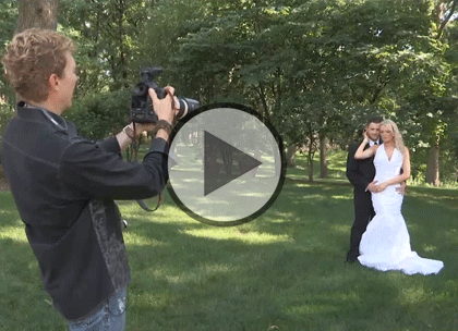 Wedding Photography, Part 2: Pre-Wed & Portraits Trailer
